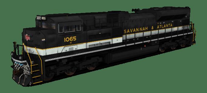 Savannah & Atlanta Heritage Unit
