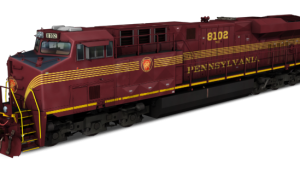 PRR Heritage Unit