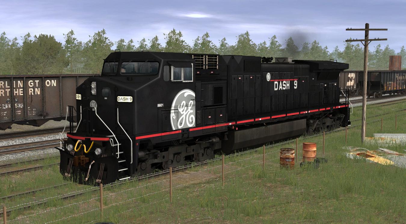 Locomotives | Product categories | JointedRail com