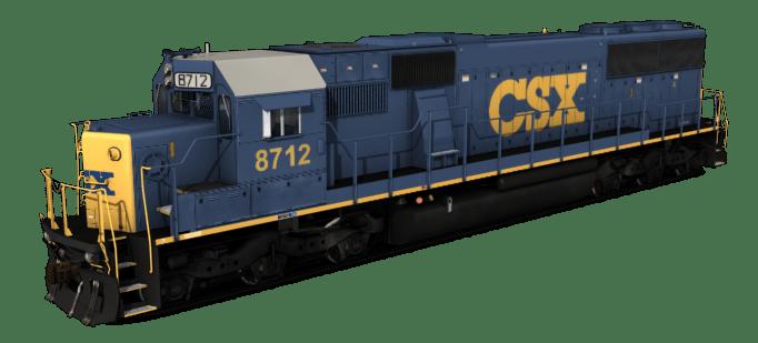 emd sd60 csx yn3 jointedrail com rh jointedrail com Union Pacific SD60M Locomotive History GE Dash 9-44CW