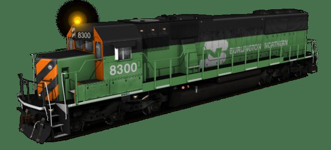 EMD SD70MAC – BNSF 4 Pack | JointedRail com