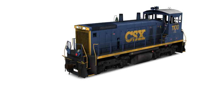 emd sw1500 csx yn3 2 pack jointedrail com rh jointedrail com M&P15 Locomotive Doug Bachman Relco Locomotives