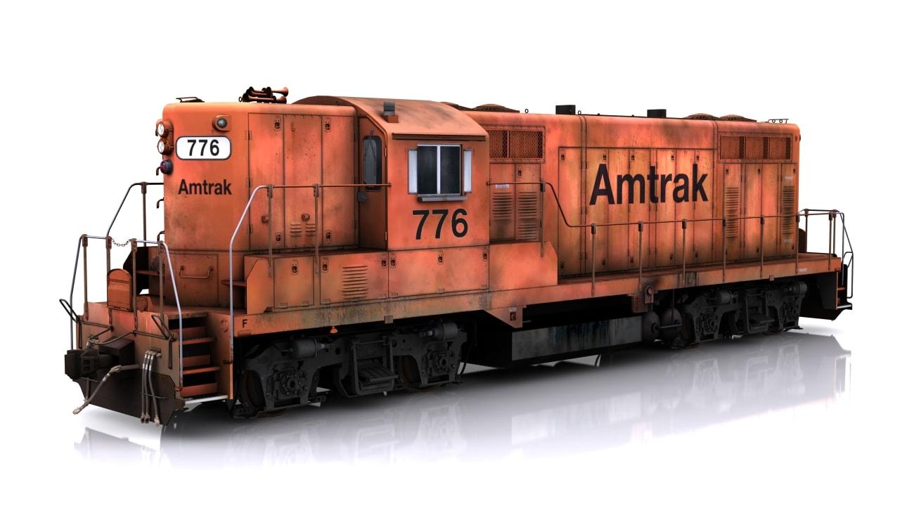 Amtrak MOW Pack