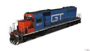 GT SD40